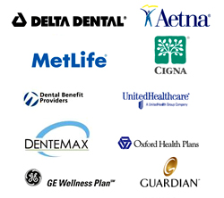 Accepted Dental Insurances